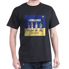Wise Men and Frankenstein T-Shirt