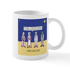 Wise Men and Frankenstein Mug