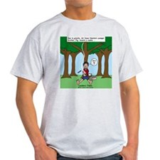 Isaac Newtons Brother Fig T-Shirt