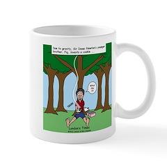 Isaac Newtons Brother Fig Mug