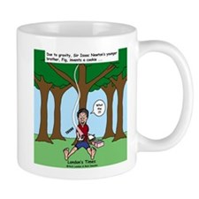 Isaac Newtons Brother Fig Mug
