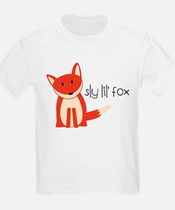 Sly Lil' Fox T-Shirt