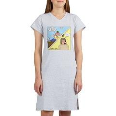 Customer No Service Women's Nightshirt