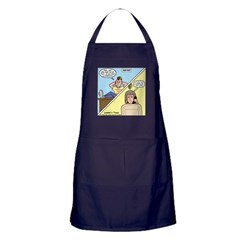 Customer No Service Apron (dark)