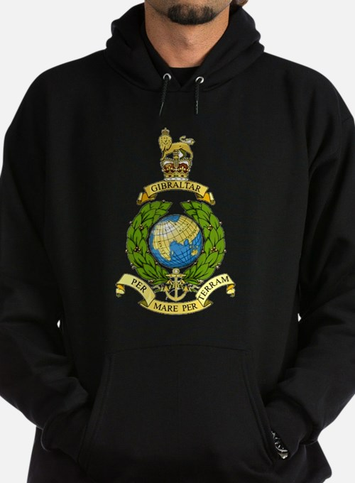 Royal Marines Hoody