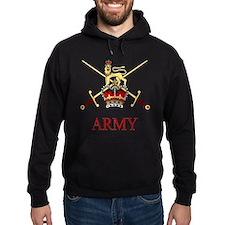 British Army Hoody