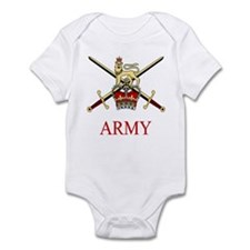 British Army Infant Bodysuit
