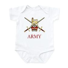 British Army Onesie