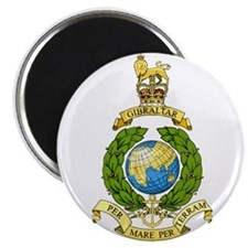Royal Marines Magnet