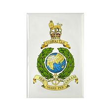 Royal Marines Rectangle Magnet