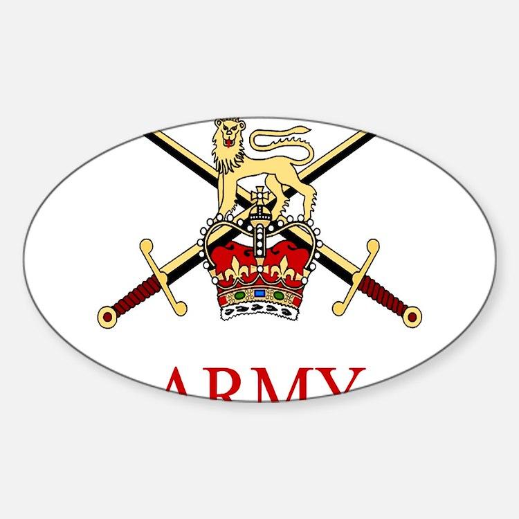 British Army Decal