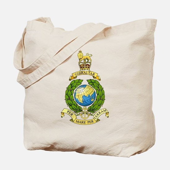 Royal Marines Tote Bag