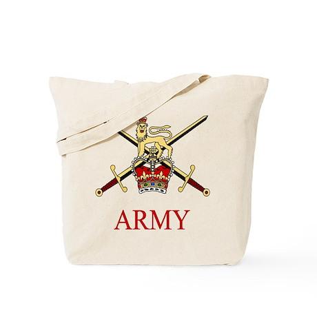 British Army Tote Bag