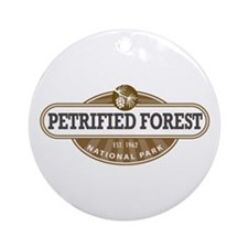 Petrified Forest National Park Ornament (Round)