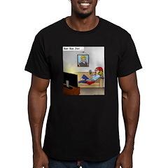 Bonbons Men's Fitted T-Shirt (dark)