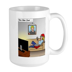 Bonbons Large Mug