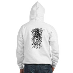 Letter A Hoodie