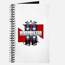Divemaster (Scuba Tanks) Journal