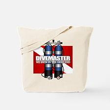 Divemaster (Scuba Tanks) Tote Bag