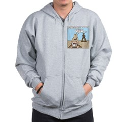 Billy the Kid Baby Zip Hoodie