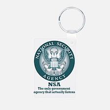 The NSA Keychains
