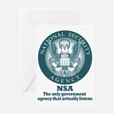 The NSA Greeting Card