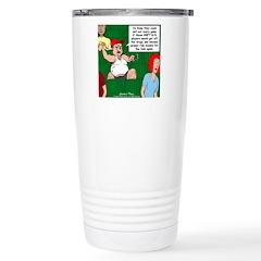 Stupid Fans Travel Mug