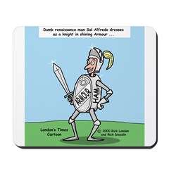 Suit of Armor Mousepad