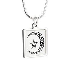 Celtic Moon Necklaces