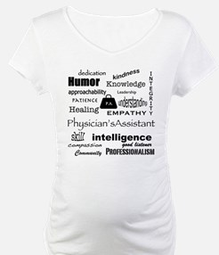 Physician Assistant Word Cloud Shirt