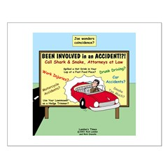 Accident Law Firm Billboard Posters