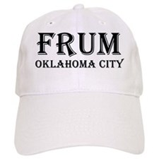 Oklahoma City 10x10 Baseball Baseball Cap