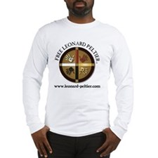Free Leonard Peltier Long Sleeve T-Shirt