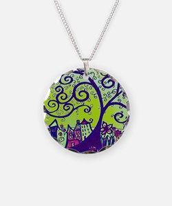 Whimsy Tree Necklace