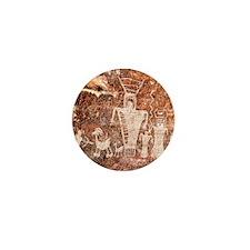 ANCIENT ASTRONAUTS Mini Button (100 pack)