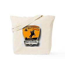 Desperados Patch Tote Bag
