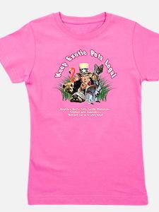 KensExotics Tshirt - Transparent Backgr Girl's Tee