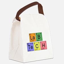 LaB TeCH color2 copy.png Canvas Lunch Bag