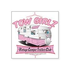Tow Girlz Sticker