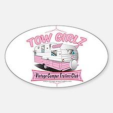 Tow Girlz Decal