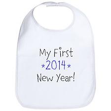 My First New Year! Bib