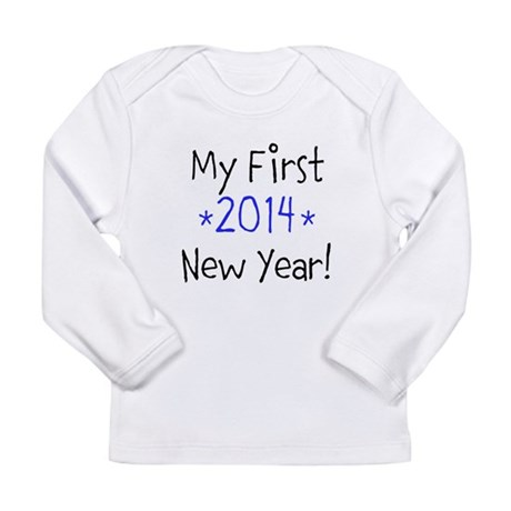 My First New Year! Long Sleeve T-Shirt