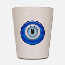 Evil Eye Shot Glass