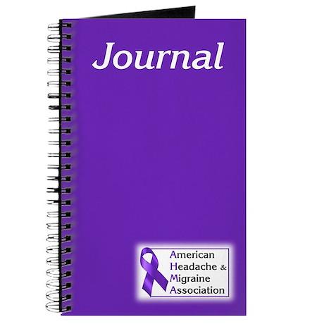 AHMA Logo Journal