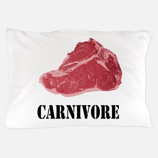 Carnivore Pillow Case