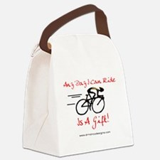 Any Day Canvas Lunch Bag
