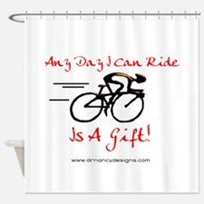 Any Day Shower Curtain
