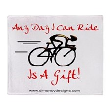 Any Day Throw Blanket