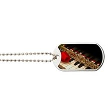 Flute Dog Tags