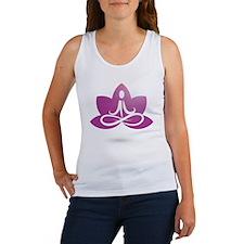 purple 5 Women's Tank Top